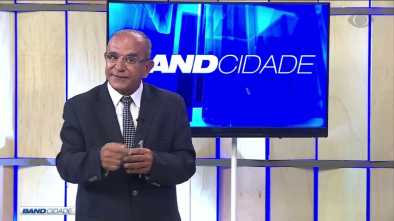 Milton Cardoso do programa da Band